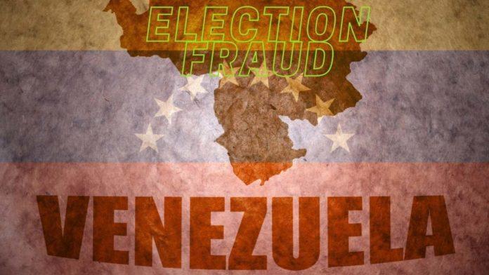 venezuela fraudulent elections