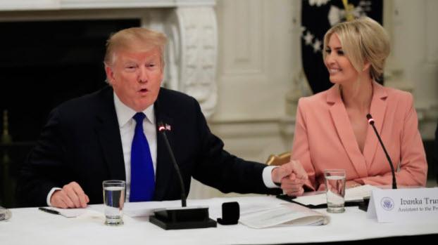 Global Woman's Program Ivanka Trump Donald Trump