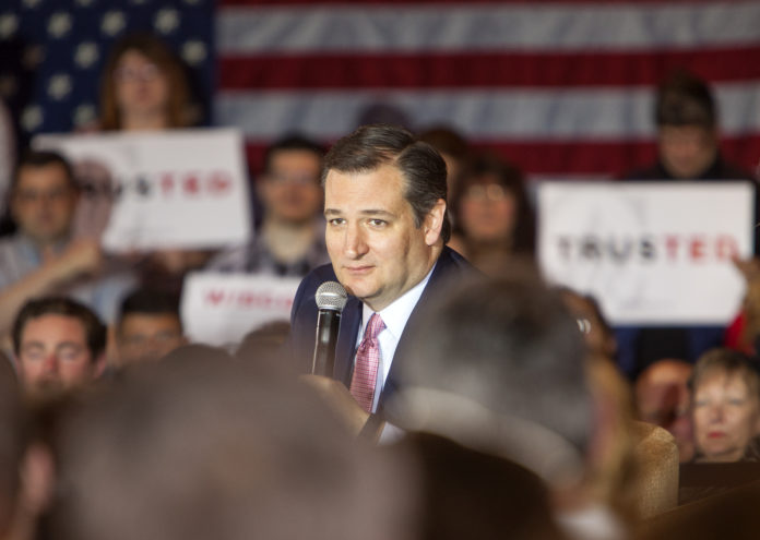 Senator Ted Cruz Leads Electoral College Protest