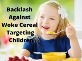 Kellogg's Woke Cereal Box Stirring Up Backlash from angry parents